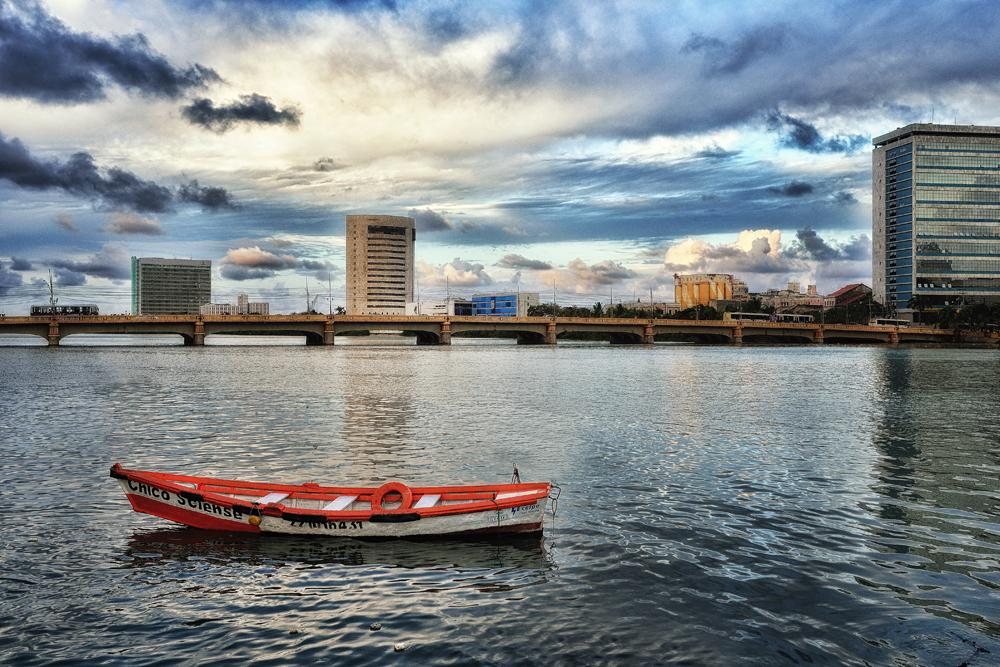 Zentrum Recife Foto: Wolfgang Besche ©